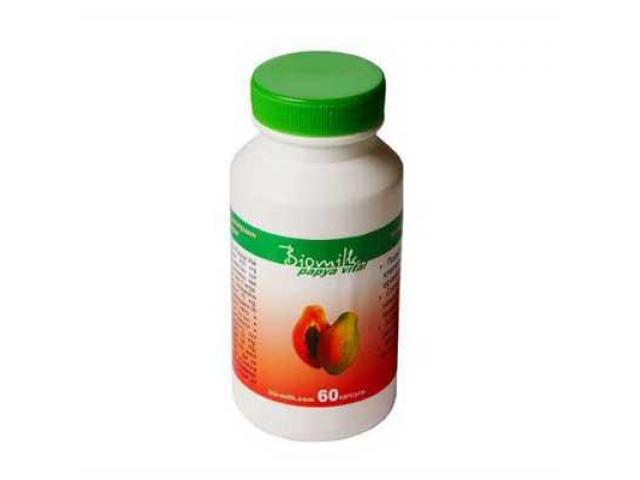 Papaya Weight Loss Probiotic With Lactobacillus Bulgaricus